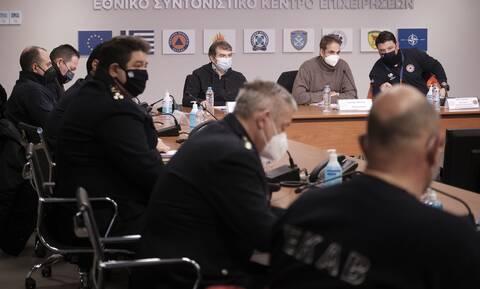 Οι διακοπές ρεύματος στο τραπέζι της σύσκεψης υπό τον πρωθυπουργό - Τι ζήτησε ο Κυριάκος Μητσοτάκης