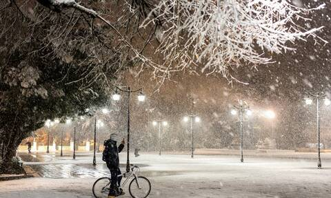 Κακοκαιρία «Μήδεια»: Συνεχίζεται και την Τετάρτη η επέλαση του χιονιά - Ποιες περιοχές θα «σαρώσει»;
