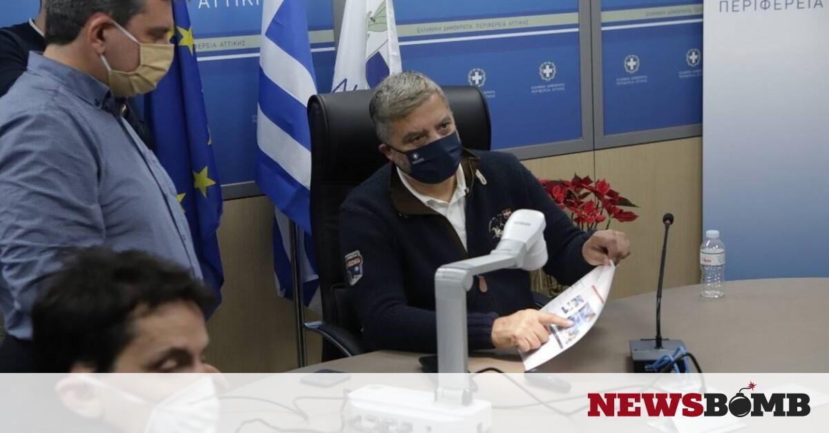 Πατούλης: Οι δήμοι και οι φορείς να αναλάβουν τις ευθύνες τους – Newsbomb – Ειδησεις