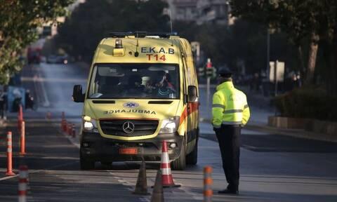 Τέταρτη νεκρή στην Ελλάδα από την κακοκαιρία «Μήδεια» - Δεν πρόλαβε το ασθενοφόρο παρά τις αλυσίδες