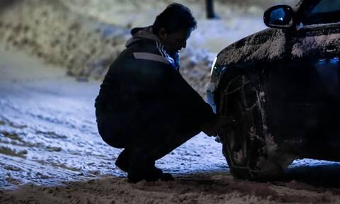 Κακοκαιρία «Μήδεια»: Οδήγηση σε χιόνι και πάγο - Τι πρέπει να γνωρίζετε