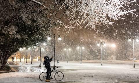 Κακοκαιρία «Μήδεια»: Επικίνδυνος ο παγετός - Πού θα χιονίσει τις επόμενες ώρες