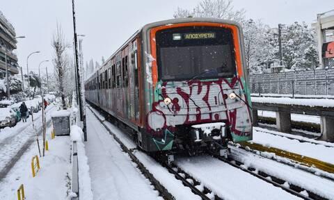 Κακοκαιρία «Μήδεια»: Πώς θα λειτουργήσουν σήμερα (17/2) τα μέσα μεταφοράς