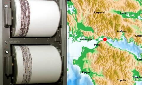 Σεισμός ΤΩΡΑ ανάμεσα σε Αίγιο και Ναύπακτο - Αισθητός σε πολλές περιοχές (pics)