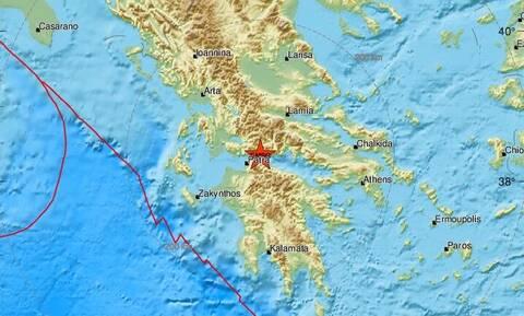 Η γη «τρέμει» σε Ναύπακτο και Αίγιο - Νέος σεισμός στην περιοχή
