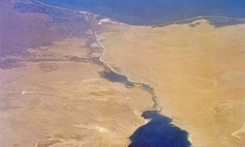 Το κανάλι του Σουέζ