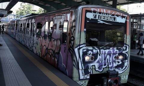 ΗΣΑΠ: Κανονικά τα δρομολόγια των τρένων του ηλεκτρικού μέχρι την Κηφισιά
