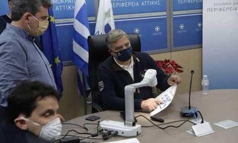 Πατούλης: Υπεύθυνος ο ΔΕΔΔΗΕ για τα προβλήματα στην ηλεκτροδότηση