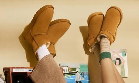 Οι απόλυτες μπότες με γούνα που θα ζεστάνουν τα πόδια σου