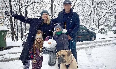 Χιονάνθρωποι διάσημων Ελλήνων που εντυπωσίασαν στα social medial