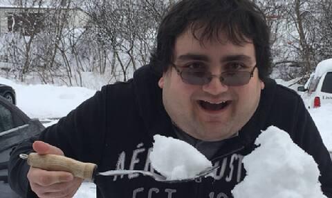 Προσοχή: Αν διψάτε μην φάτε ποτέ χιόνι!