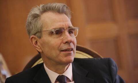 Πάιατ: Σκοπός του Μπάιντεν  να εμβαθύνει περαιτέρω τη στρατηγική σχέση ΗΠΑ - Ελλάδας