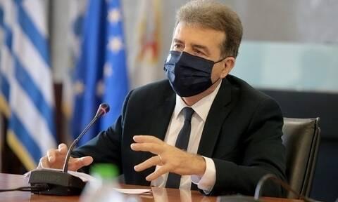 Χρυσοχοΐδης: Σωστή απόφαση να κλείσει η Εθνική Οδός - «Θα την ξαναέκλεινα»
