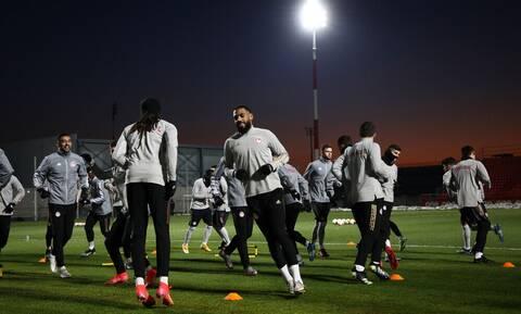 Ολυμπιακός: Με Εμβιλά και Μπρούμα κόντρα στην PSV