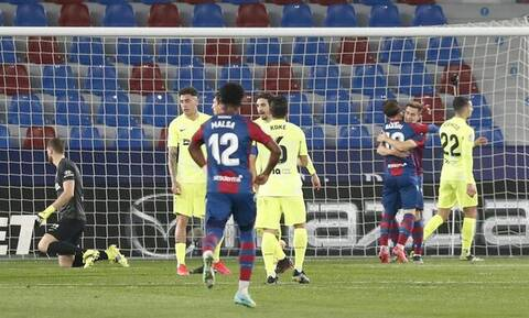 LaLiga: «Στραβοπάτησε» η Ατλέτικο Μαδρίτης – Δείτε τα γκολ (video)