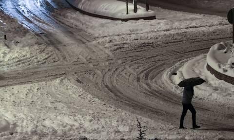 Κακοκαιρία «Μήδεια»: Προσοχή! Ισχυρός παγετός κατά τη διάρκεια της νύχτας