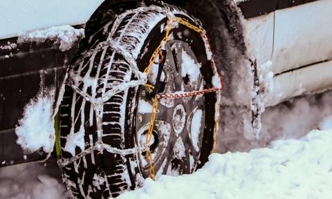 Οδήγηση στον παγετό: Όσα πρέπει να γνωρίζετε