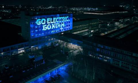 Η Ford Ευρώπης προχωρά ολοταχώς προς τον πλήρη εξηλεκτρισμό έως το 2030