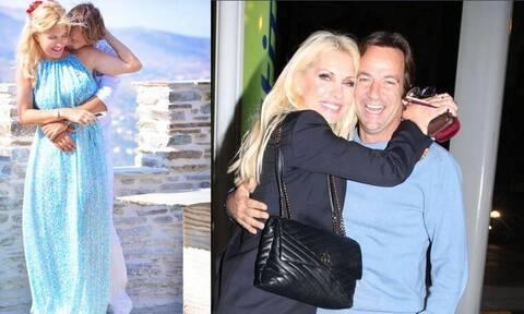Μενεγάκη - Παντζόπουλος: Επέτειος γάμου για το ζευγάρι!
