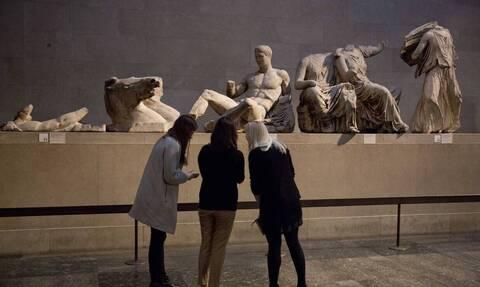 Απίστευτη δήλωση: «Να επιστραφούν τα γλυπτά του Παρθενώνα στους Έλληνες. Είναι βαρετά»