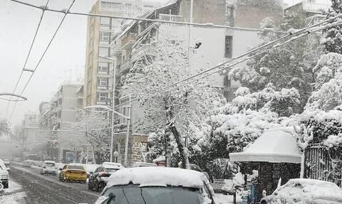 Κακοκαιρία «Μήδεια»: Πότε χιόνισε τελευταία φορά τόσο πολύ στην Ελλάδα;