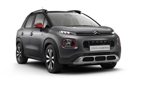 Νέα ειδική έκδοση SUV Citroën C3 Aircross C-Series
