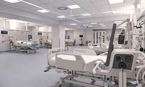 Στο «κόκκινο» οι ΜΕΘ - Επίταξη των 200 κλινών του ιδιωτικού τομέα στην Αττική ζητούν οι γιατροί