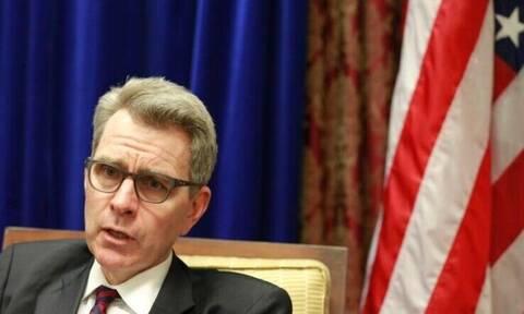 Посол США в Греции рассказал о содействии снижению зависимости от российского газа