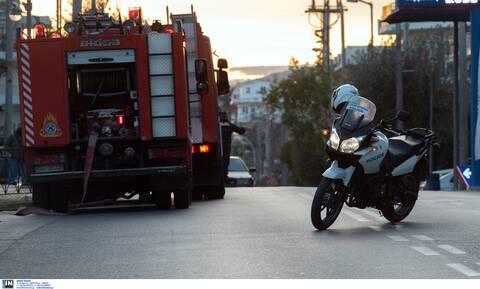 Θεσσαλονίκη: Φωτιά στην αποθήκη του αδερφού του έβαλε ένας 43χρονος