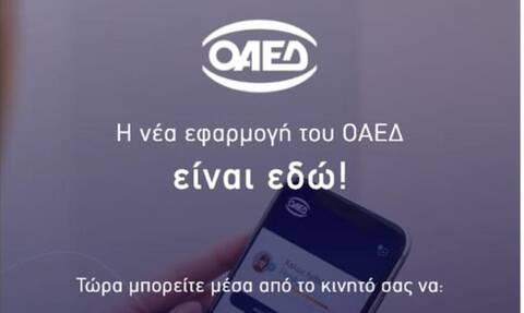 OAEΔapp: Η νέα εφαρμογή με πρόσβαση σε 40 υπηρεσίες από το κινητό - Δείτε πώς λειτουργεί