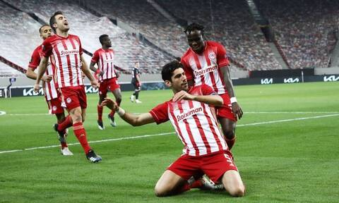 Europa League: Τα highlights από τον θρίαμβο του Ολυμπιακού επί της Αϊντχόφεν