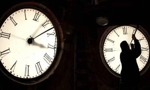 Αλλαγή ώρας 2021 - Θερινή: Πότε θα πάμε τα ρολόγια μια ώρα μπροστά