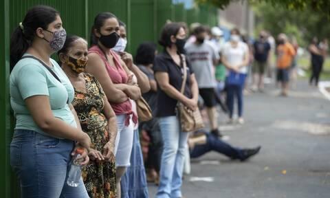Κορονοϊός: Η Βραζιλία ξεπέρασε το όριο των 10 εκατ. κρουσμάτων - Πάνω από 243.400 οι νεκροί