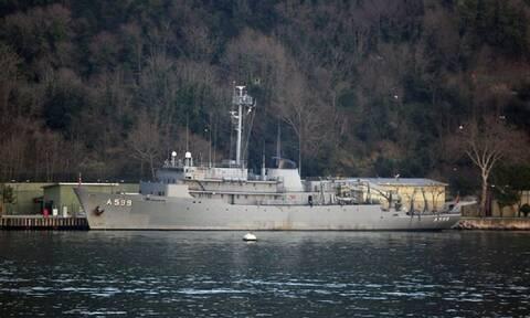 Επικίνδυνο «κρυφτό» από την Τουρκία: Με κλειστό πομπό το «Τσεσμέ» - Σε ύψιστο συναγερμό το Ναυτικό