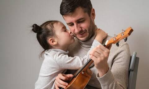Αντέχεις στ' αλήθεια να μάθεις τι σημαίνει χωρισμένος μπαμπάς;