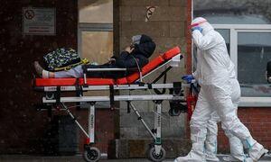 В России за сутки выявили 13 433 заразившихся коронавирусом