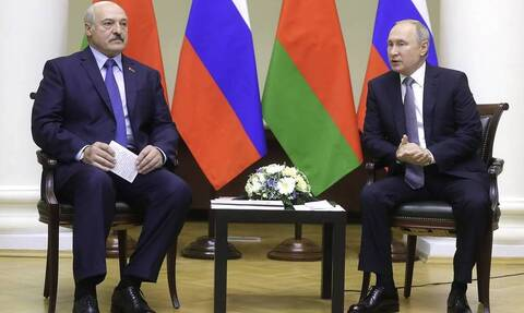 Встреча Путина и Лукашенко пройдет 22 февраля в Сочи