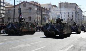 Из-за пандемии военный парад 25 марта в Греции состоится только при участии военных