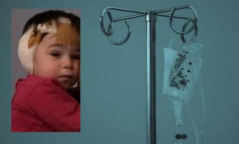 Ρέθυμνο: Δίχρονο αγγελούδι χάνει την όρασή του - Μπορείτε να βοηθήσετε;