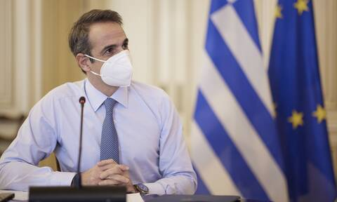 Μητσοτάκης: Κύριο μέλημά μας η αντιμετώπιση της πανδημίας - Δεν σταμάτησαν οι μεταρρυθμίσεις