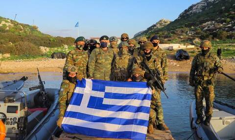 Ένοπλες Δυνάμεις: Νίκες στο πεδίο, βοήθεια στην Πολιτεία και νέα όπλα