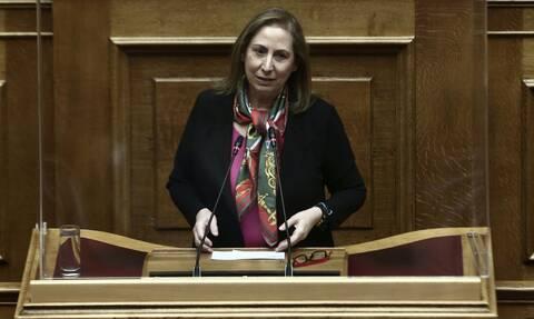 Ξενογιαννακοπούλου στο Newsbomb.gr: Μην διανοηθούν να φέρουν εργασιακό νομοσχέδιο εν μέσω lockdown