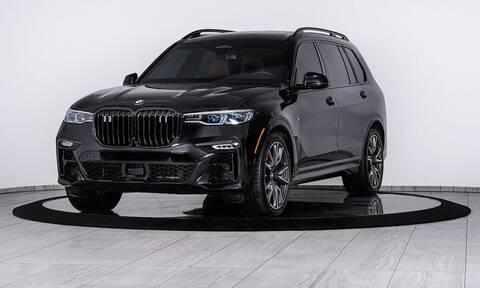 Η καναδέζικη Inkas κάνει τη BMW X7 φρούριο