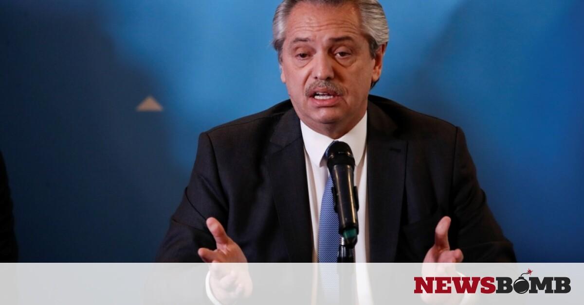Σκάνδαλο στην Αργεντινή με τους εμβολιασμούς: Ο Φερνάντες απαιτεί την παραίτηση του υπουργού Υγείας – Newsbomb – Ειδησεις