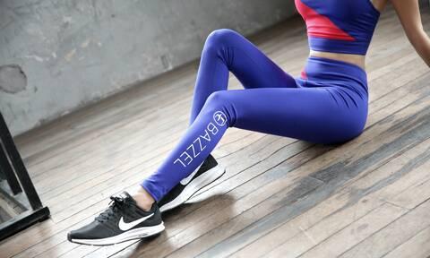 Πώς ένα καλσόν θα σε βοηθήσει να γυμναστείς;