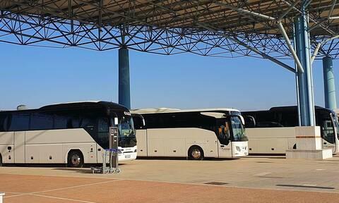 Τρίκαλα: Έστειλαν ναρκωτικά με… λεωφορείο του ΚΤΕΛ - 3 συλλήψεις