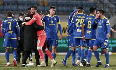 Αστέρας Τρίπολης: «Γεννημένος» για play offs!