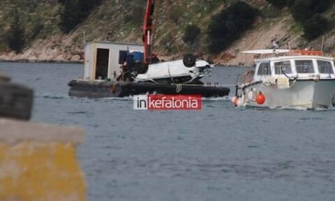 Τραγωδία στην Κεφαλονιά: Αυτοκίνητο έπεσε στη θάλασσα - Νεκρός ο 23χρονος οδηγός (pics)