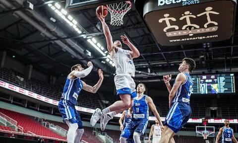 Ευρωμπάσκετ 2022: «Βαριά» ήττα για την Εθνική των πολλών νέων προσώπων - Δείτε τα highlights