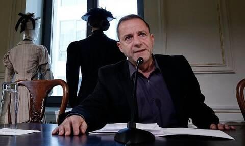 Συνελήφθη μετά από ένταλμα ο Δημήτρης Λιγνάδης - Κατηγορείται για βιασμό κατά συρροή